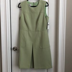 New with tags. Mint green Donna Morgan dress